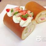 奶油蛋糕卷#新鲜从这
