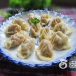 豆干菌菇蒸饺#新鲜从