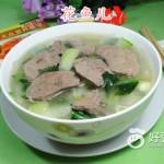 青菜猪肝煮冬瓜