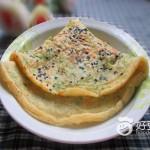 白菜鸡蛋饼#新鲜从这