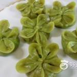翡翠梅花饺