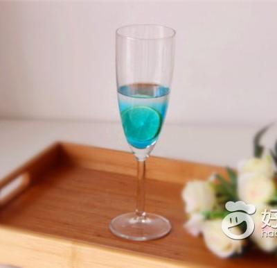 海之蓝鸡尾酒