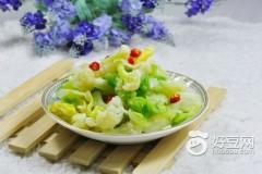 菜花小咸菜