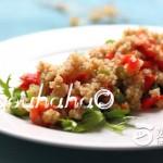 藜麦蔬菜沙拉#新鲜从