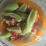 笋干番茄丝瓜汤