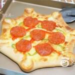 芝心米肠披萨