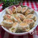 菌菇瘦肉煎饺#新鲜从