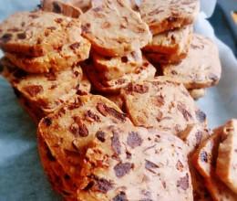 红枣切片饼干