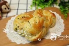 酸奶香葱面包
