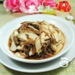 笋干菜炒茭白