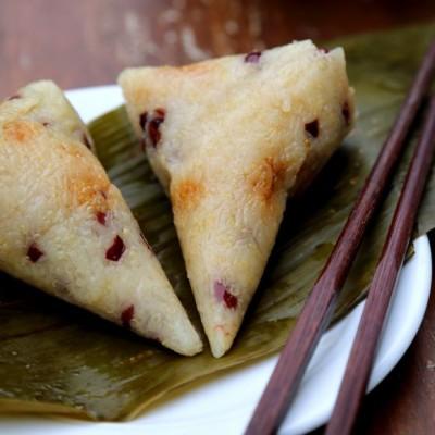藜麦蜜豆粽#新鲜从这