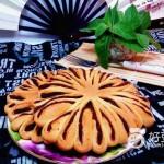 豆沙菊花面包#新鮮從