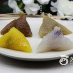 干果水晶粽子