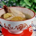 猴头菇鸡汤煲
