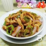 尖椒洋葱炒面筋