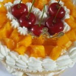 6寸裸蛋糕