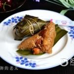 酱肉莲子粽#新鲜从这