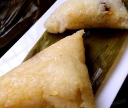 红枣葡萄干粽子