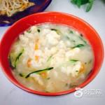 蔬菜疙瘩汤