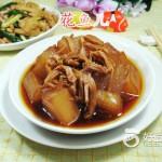 黄花菜烧冬瓜
