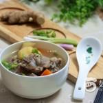 竹蔗马蹄胡萝卜骨头汤