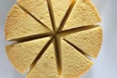 玉米粉戚风蛋糕