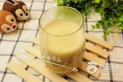 小米枸杞豆浆