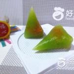 南瓜水晶粽子