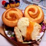 金桔面包卷
