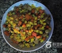 蔬菜什锦豆