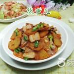 豉香五花肉炒土豆