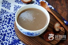 鲜香菇浓汤