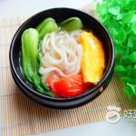 青菜土豆粉