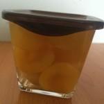 糖水桃罐头