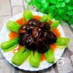 蚝油青菜香菇