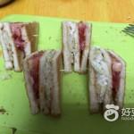脆皮三明治