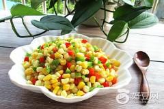 缤纷甜玉米