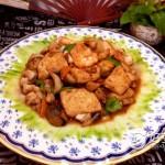 海鲜酱豆腐