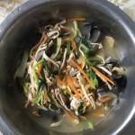 长鱼煮干丝