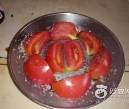 冷冻西红柿