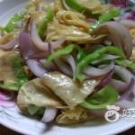 葱香豆腐皮