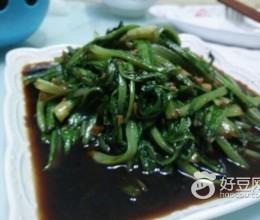 豉香油麦菜