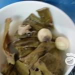 莲蓬排骨汤