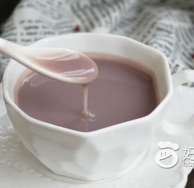 百合雪梨紅豆漿