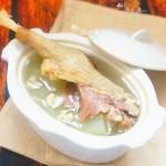 冬瓜薏米鸭汤