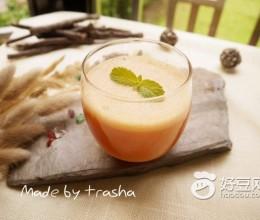 红萝卜苹果汁