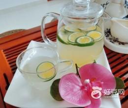 青桔柠檬蜂蜜水
