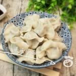 韭菜木耳虾仁水饺