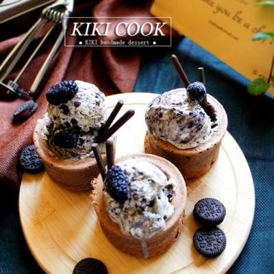 冰淇淋蛋糕杯