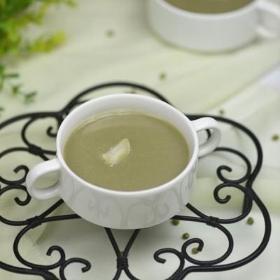 绿豆百合豆浆